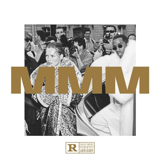 """This CD cover image released by Bad Boy Entertainment/Epic Records shows """"MMM,"""" the latest release by Puff Daddy. The rapper is planning to """"MMM"""" for free on Wednesday, Nov. 4, 2015. (Annie Leibovitz, Bad Boy Entertainment/Epic Records via AP)"""