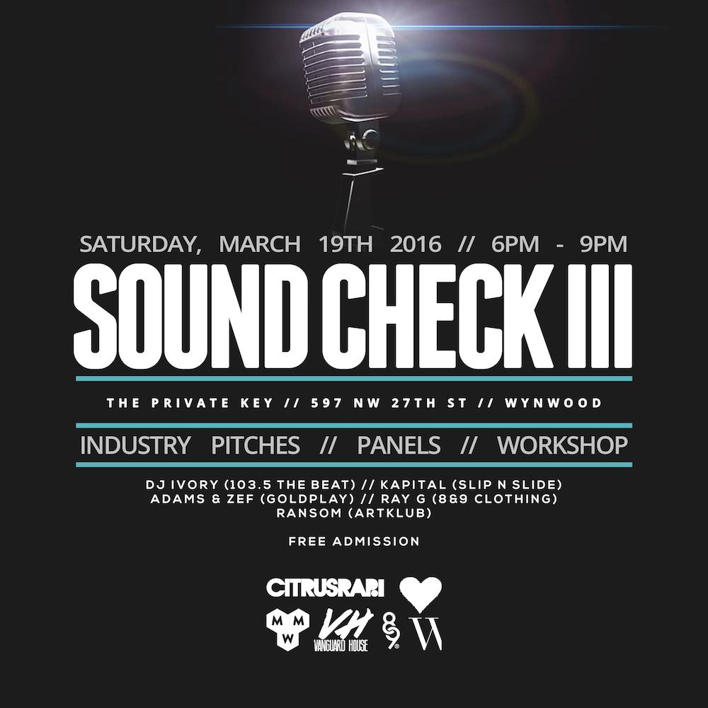 SoundCheckIII